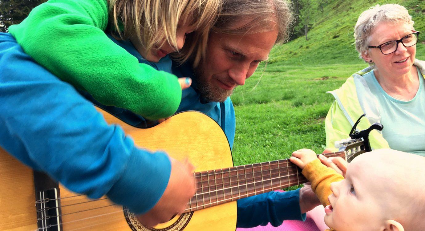Musik für jedes Alter