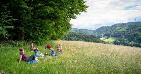 Allmende Wanderung Gundelfingen Wildtaler Eck